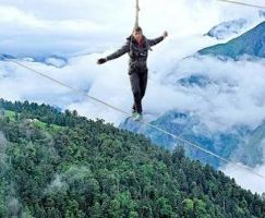 The Real Adventure Sport Sky Walk