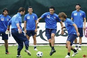 Witness An Italian Soccer Game