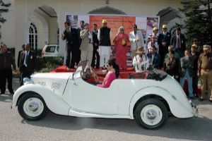 Bring Back The Old Times With The Vintage Car Rally In Jaipur