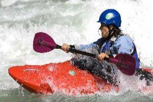Kayaking At Rishikesh
