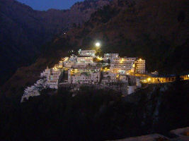 Night Trek To Mata Vaishno Devi