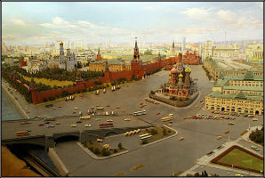 Miniature Moscow