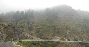 Thana Danda Peak