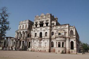 Nazarbaugh Palace