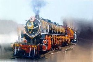Luxury Train Trips In India