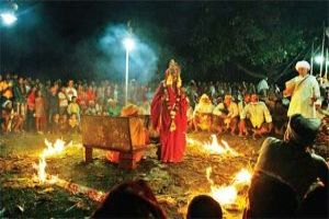 Watch Ramlila At Ramnagar
