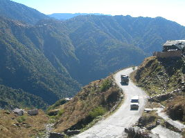 Gangtok Nathu La Road