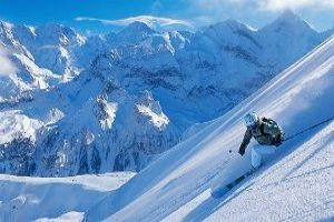 Enjoy The Thrills Of Skiing