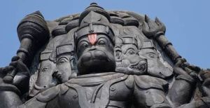 Five Faced Hanumaan Temple