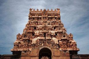 Brahadeshwara Temple