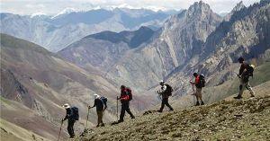 Trekking In Kargil