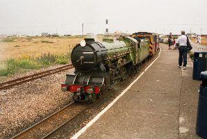 Hythe And Dymchurch Railway