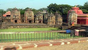 Astasambhu Siva Temples