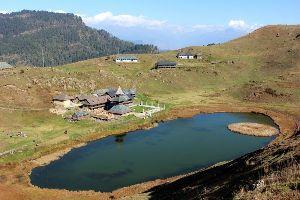 Macchial Lake