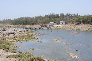 Daman Ganga River