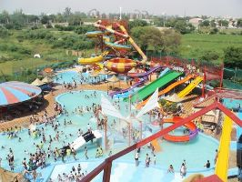 Fun Castle Water Park