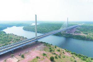 Chambal Hanging Bridge