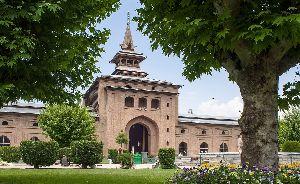 Srinagar Jamia Masjid