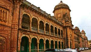 Sher Garhi Palace