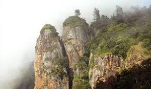 Pillar Rocks Viewpoint