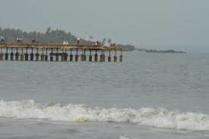 Thalassery Sea Bridge View Point