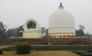 Parinirvana Stupa