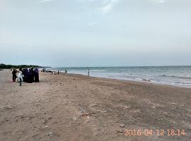 Kayalpatnam Beach