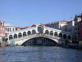 Rialto Bridge And San Polo