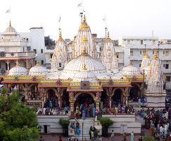 Kalupur Swaminarayan Mandir