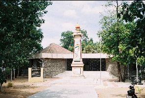Tirupur Kumaran Memorial Statue