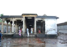 Tiruvetkalam Temple