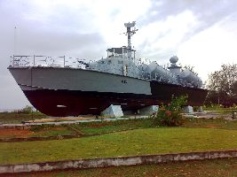 INS Chapal-Warship Museum