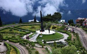 Batasia Loop & Gurkha War Memorial