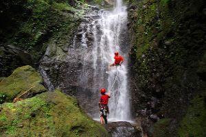 Waterfall Rappelling Vihigaon