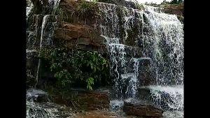 Mandwa Falls