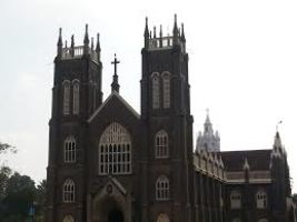 St. Andrews Basilica Arthunkal