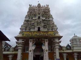 The Lord Subramanya Temple