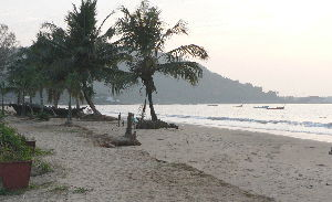 Karwar Beach