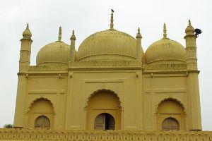 Yellow Mosque