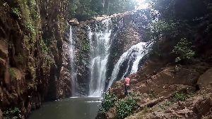The Gudge Waterfall