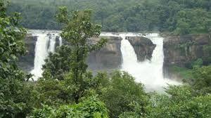 Athirapally Falls