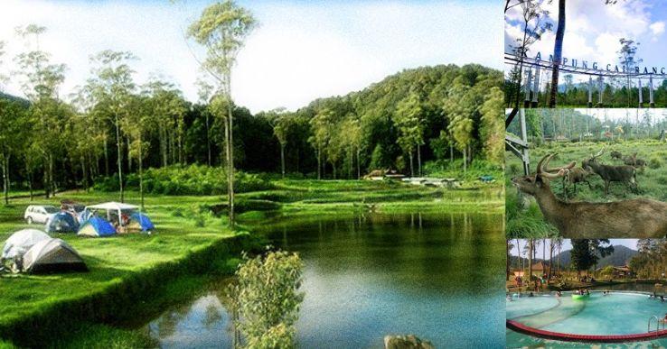 Hasil gambar untuk 3. Kampung Cai Ranca Upas