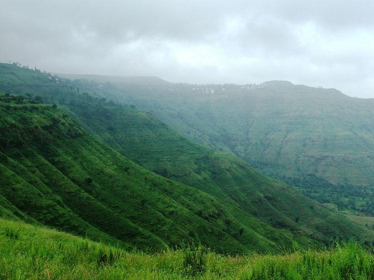 Image result for Panchgani, Maharashtra + hill station