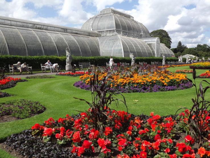 Royal Botanic Gardens, Kew in Richmond, England United Kingdom ...