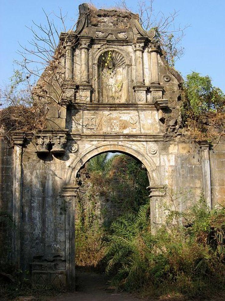 Bein Fort Arches In Vasai