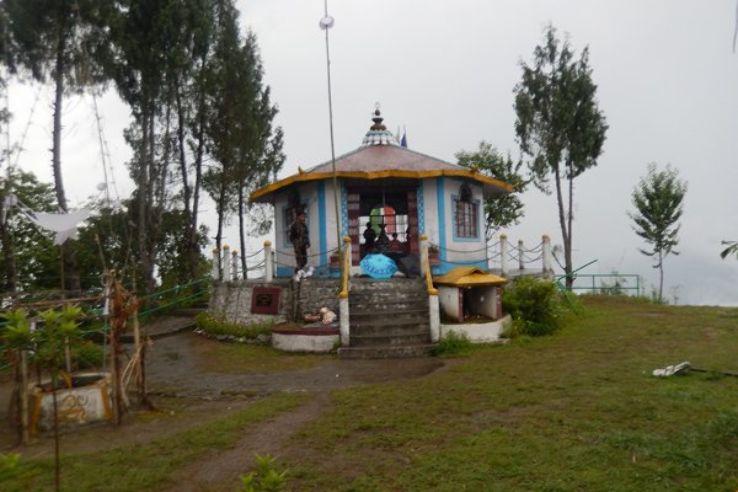 Mankhim Temple in Aritar