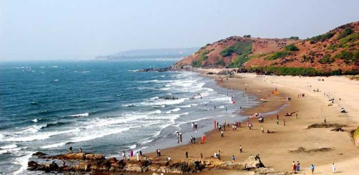 Image result for Anjuna Beach