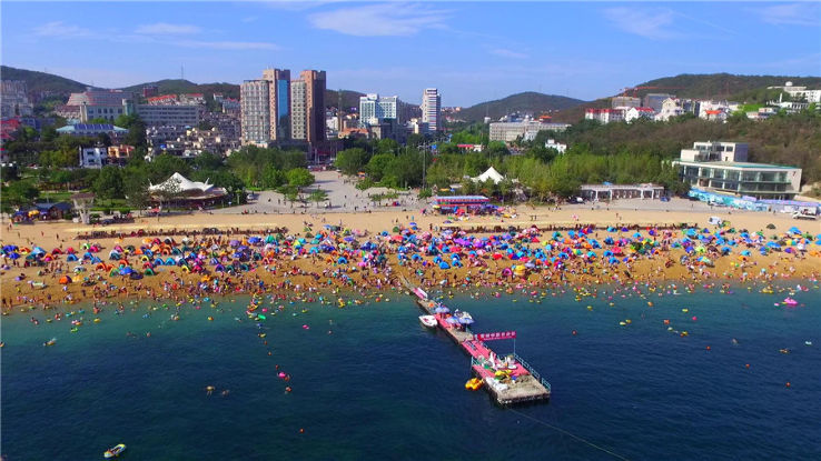 Fujiazhuang Beach 2020, #4 top things to do in dalian, liaoning, reviews, best time to visit