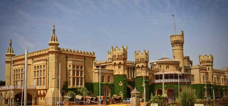 Image result for bangalore palace