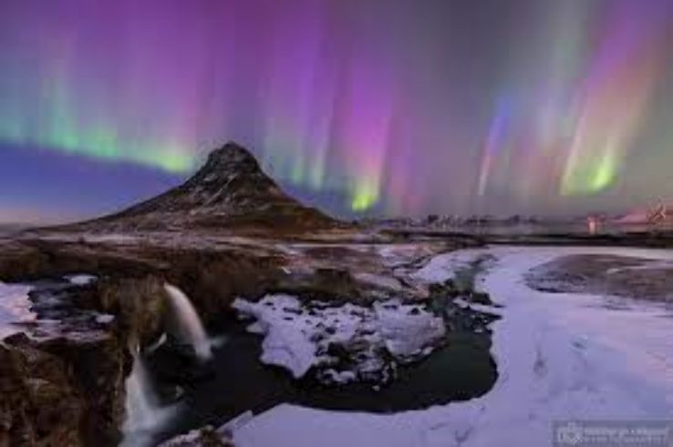 Catch The Northern Light At Kirkjufell Mountain 2019 1